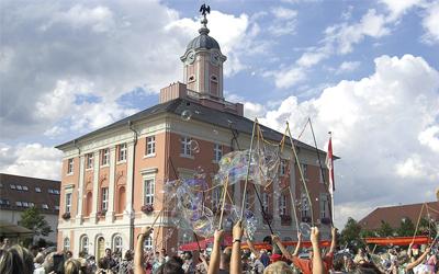 Templin Rathaus